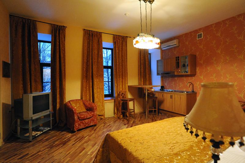 01119 Самые необычные отели Санкт Петербурга