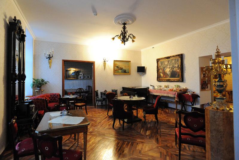 01317 Самые необычные отели Санкт Петербурга