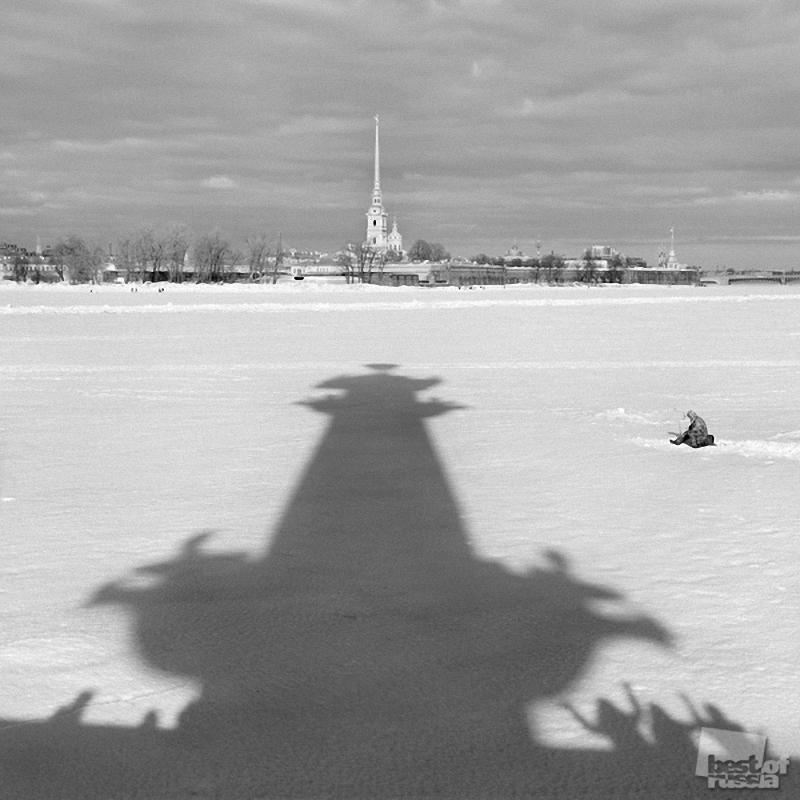 0135 Лучшие фотографии России 2011. Номинация Архитектура