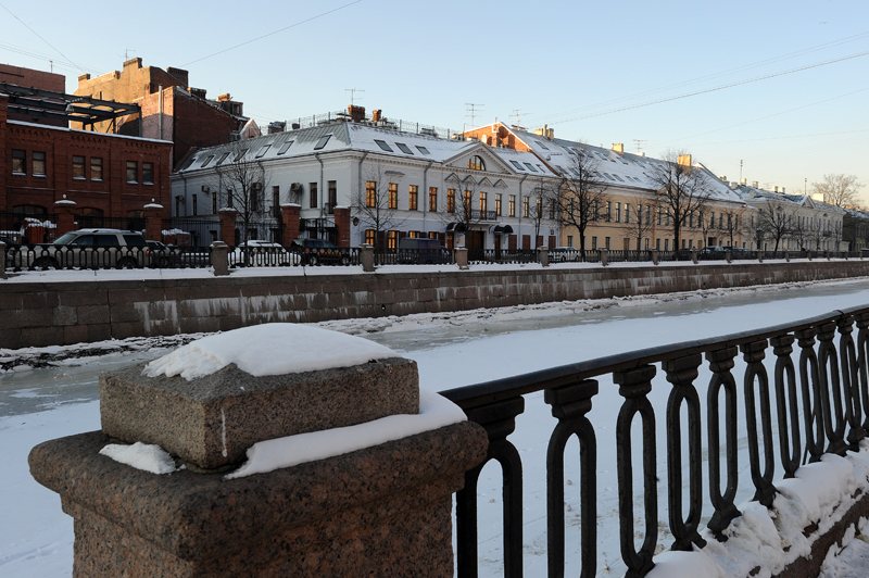01418 Самые необычные отели Санкт Петербурга