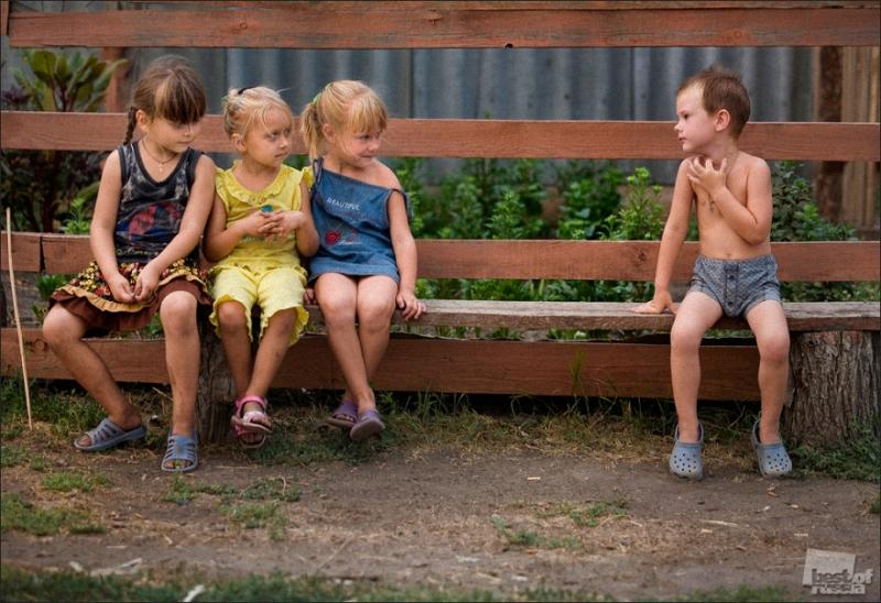 0145 Лучшие фотографии России 2011. Номинация Люди