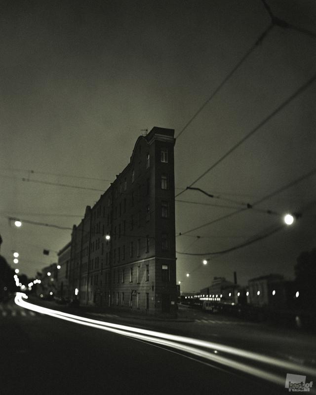 0175 Лучшие фотографии России 2011. Номинация Архитектура