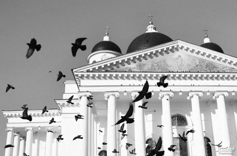0204 Лучшие фотографии России 2011. Номинация Архитектура