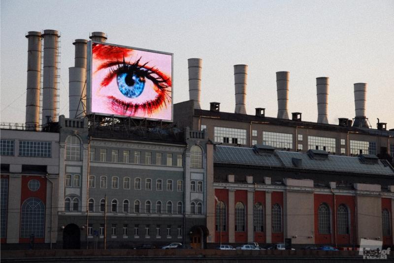 0213 Лучшие фотографии России 2011. Номинация Архитектура