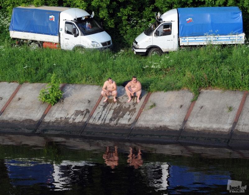 0271 Лучшие фотографии России 2011. Номинация Люди