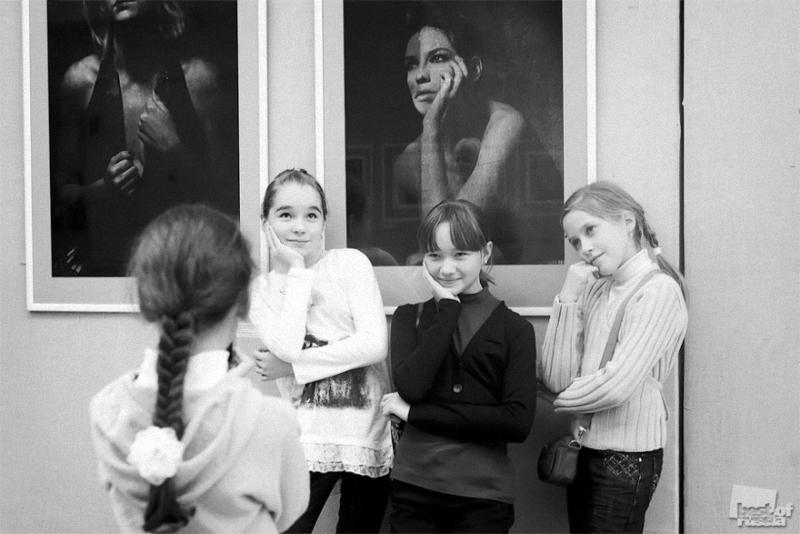 0281 Лучшие фотографии России 2011. Номинация Люди