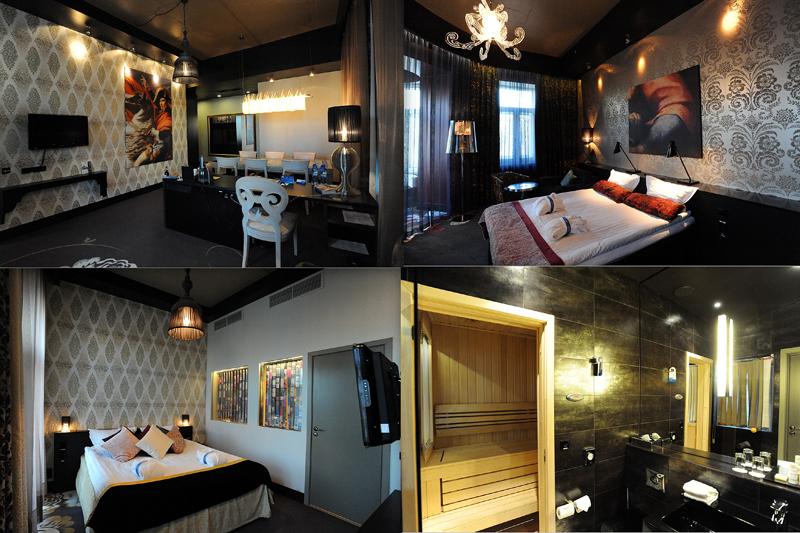 0309 Самые необычные отели Санкт Петербурга