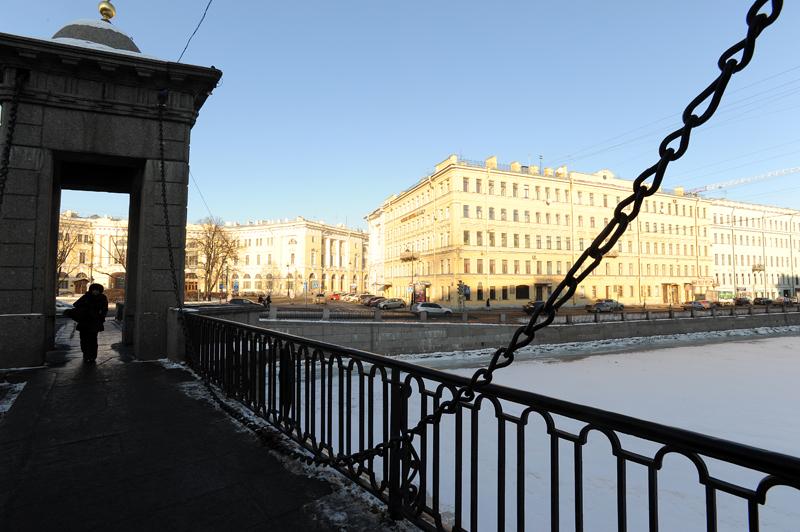 03111 Самые необычные отели Санкт Петербурга