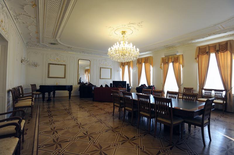 0338 Самые необычные отели Санкт Петербурга