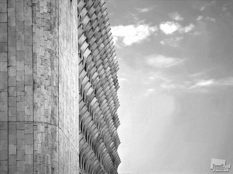 0342 Лучшие фотографии России 2011. Номинация Архитектура