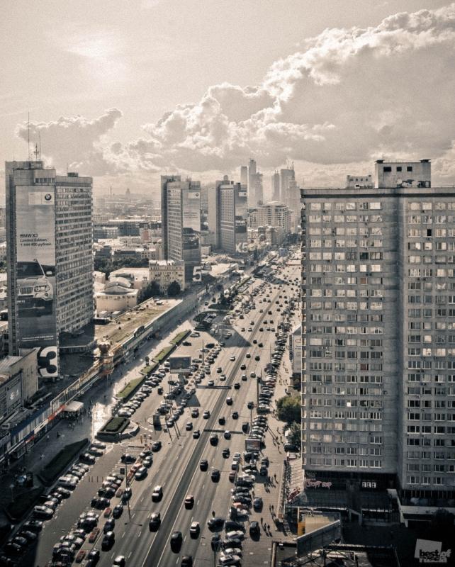 0353 Лучшие фотографии России 2011. Номинация Архитектура