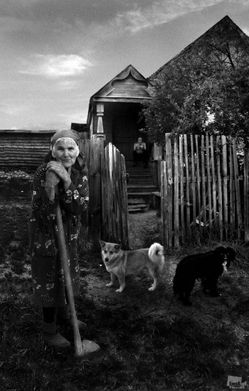 0371 Лучшие фотографии России 2011. Номинация Люди