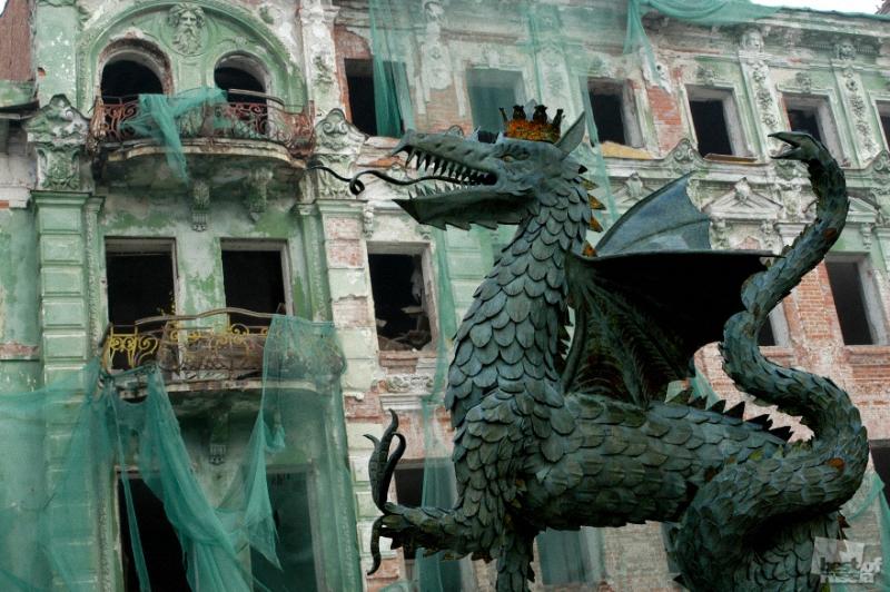 0372 Лучшие фотографии России 2011. Номинация Архитектура
