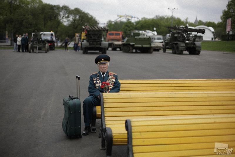 0392 Лучшие фотографии России 2011. Номинация Люди