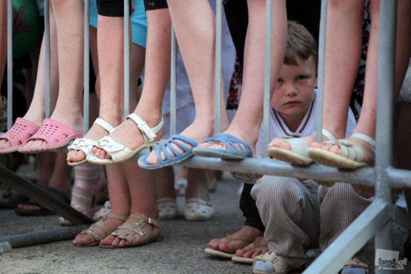 0401 Лучшие фотографии России 2011. Номинация Люди