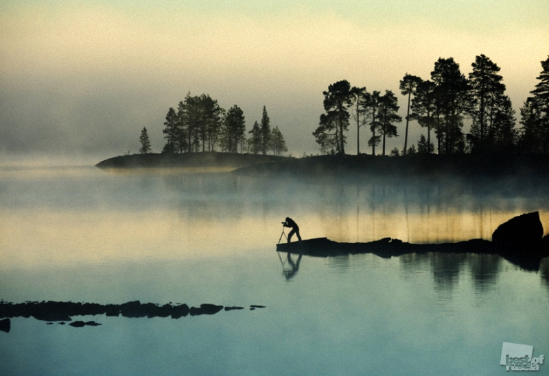 """0415 Лучшие фотографии России 2011. Номинация """"Природа"""""""