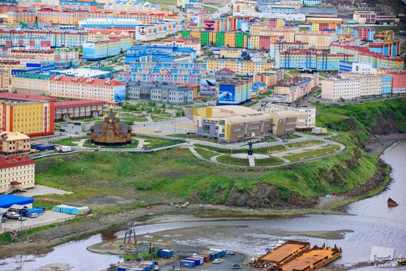0423 Лучшие фотографии России 2011. Номинация Архитектура