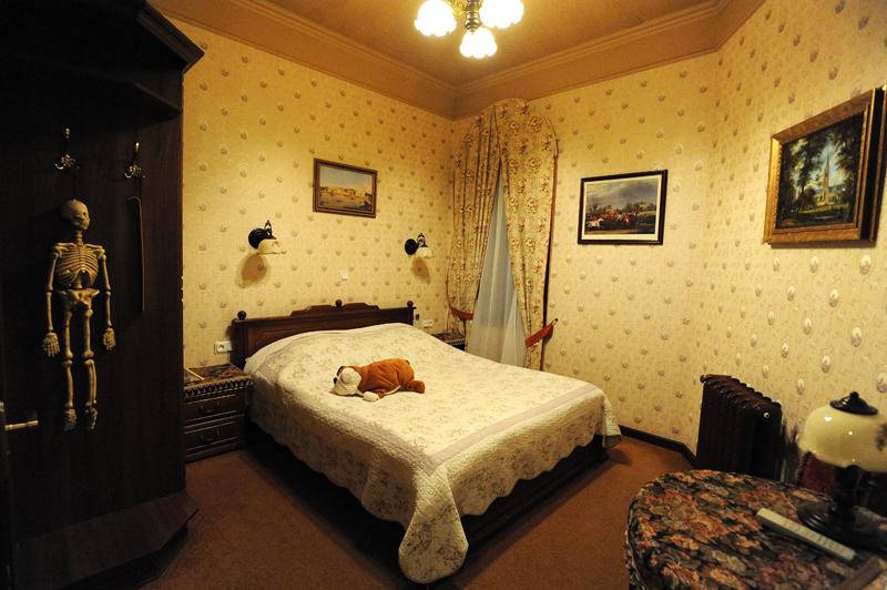 0505 Самые необычные отели Санкт Петербурга