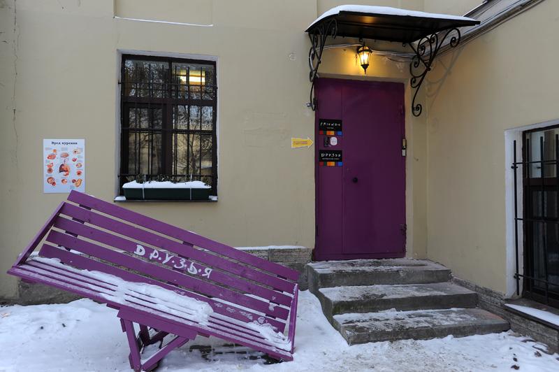 0534 Самые необычные отели Санкт Петербурга