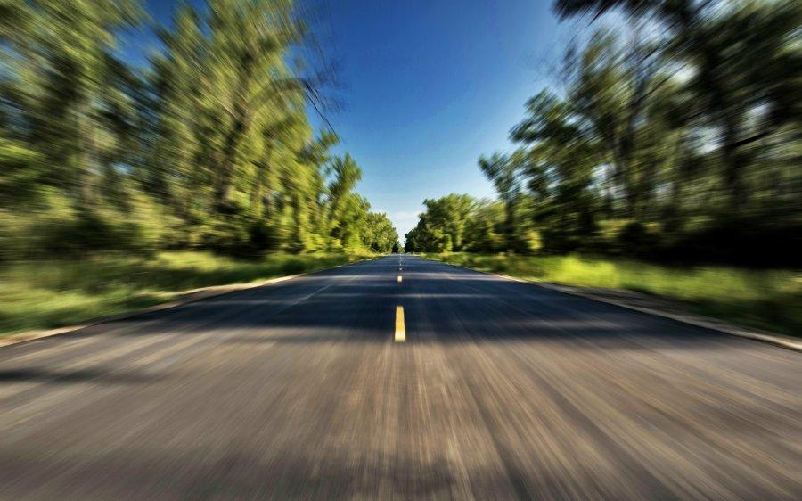 10103 Пейзажи с автомобильных дорог