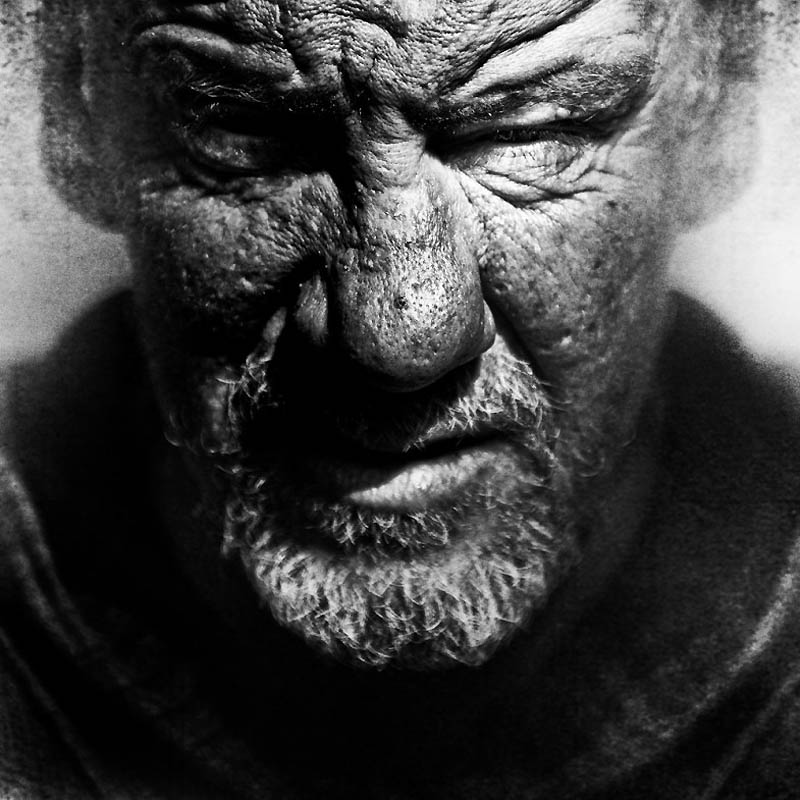 10115 Портреты бездомных от Ли Джеффриса