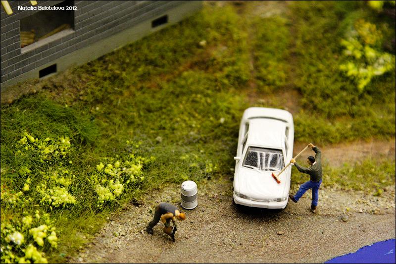 10210 Путешествие в игрушечную Россию: Гранд Макет на январь 2012