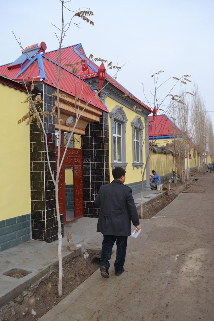 1028 «Спокойная жизнь» китайского колхоза