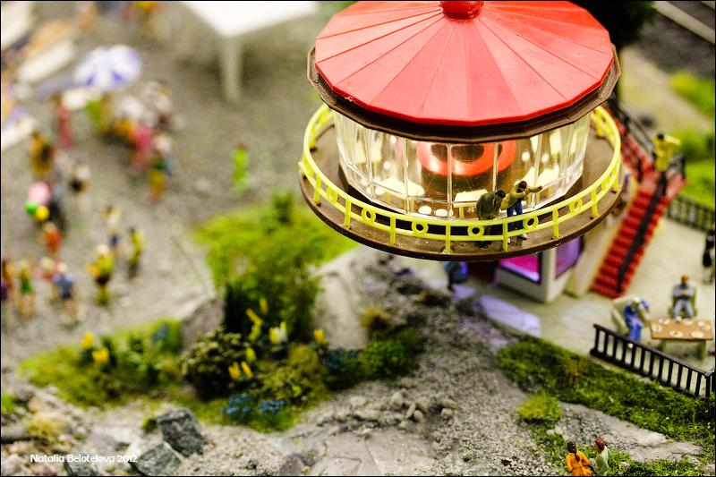 1032 Путешествие в игрушечную Россию: Гранд Макет на январь 2012