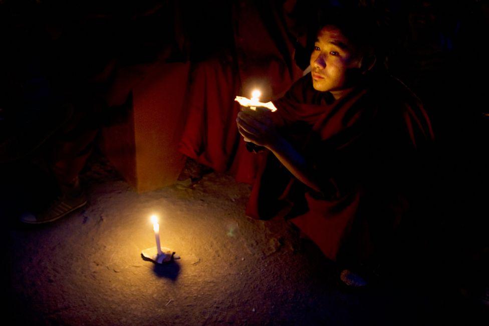 1070 Все лица Далай ламы: духовный лидер, политик, изгнанник