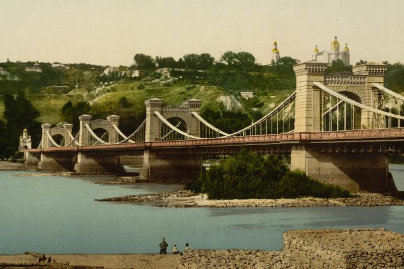 1097 Что изменилось в Киеве за последние 100 лет