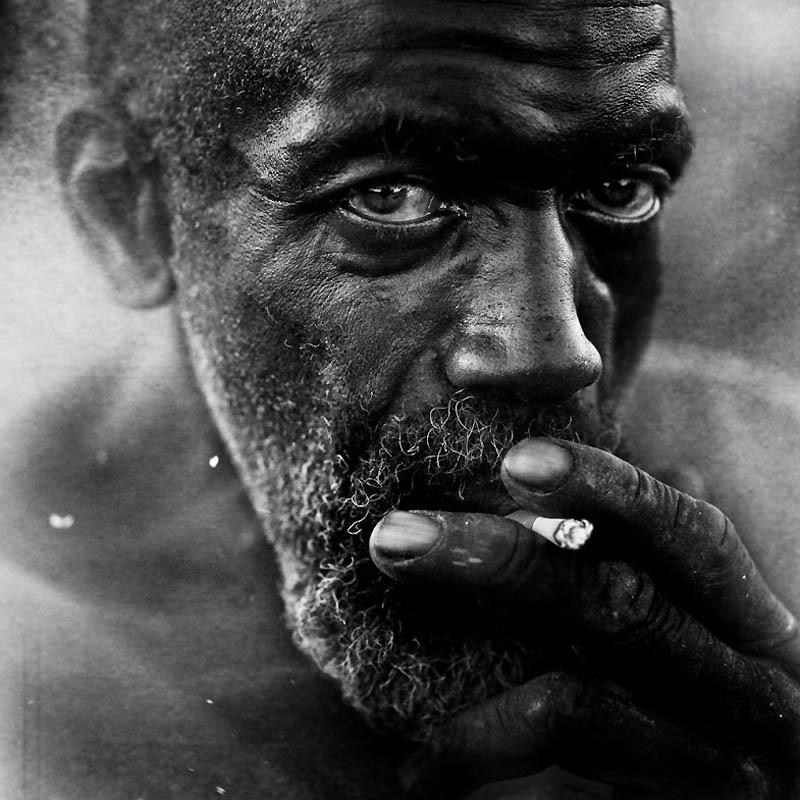 11140 Портреты бездомных от Ли Джеффриса