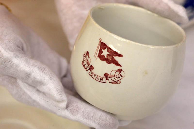 1126 Коллекцию вещей с Титаника продадут с аукциона 1 апреля