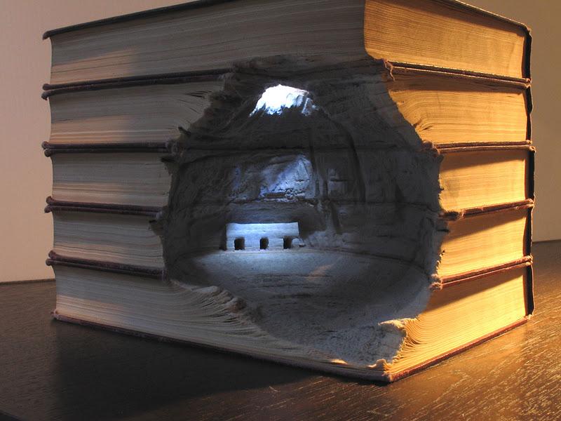 115 Книжные пейзажи