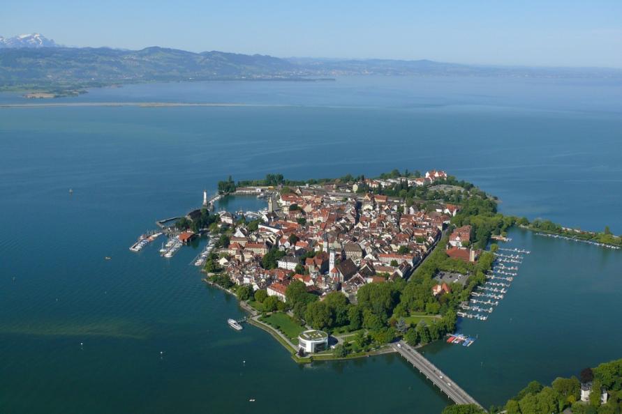 1181 Города острова Европы