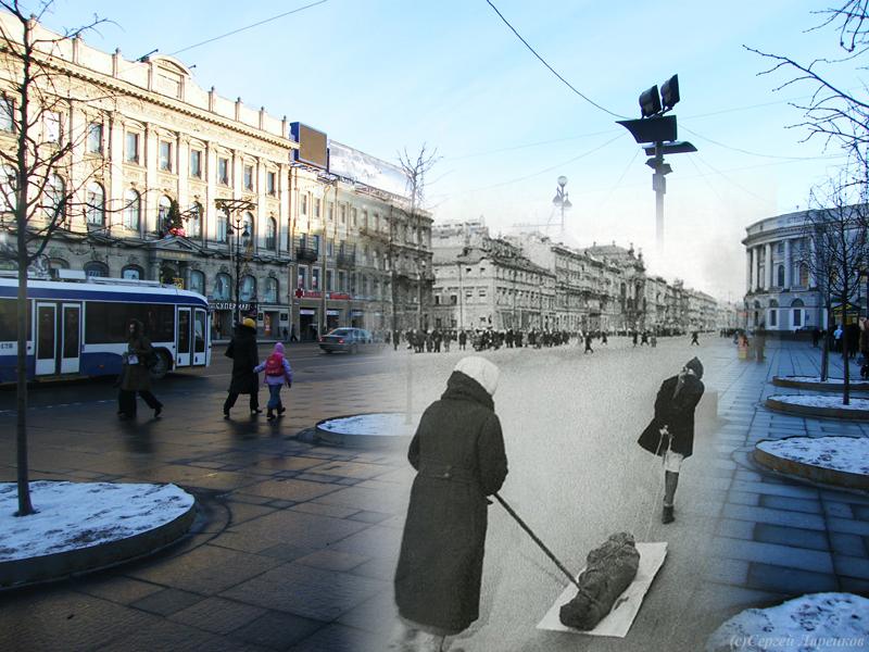 1194 Эхо блокады Ленинграда