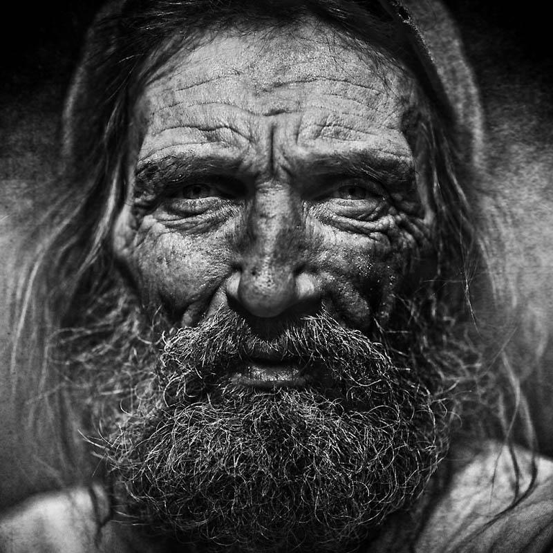 12111 Портреты бездомных от Ли Джеффриса