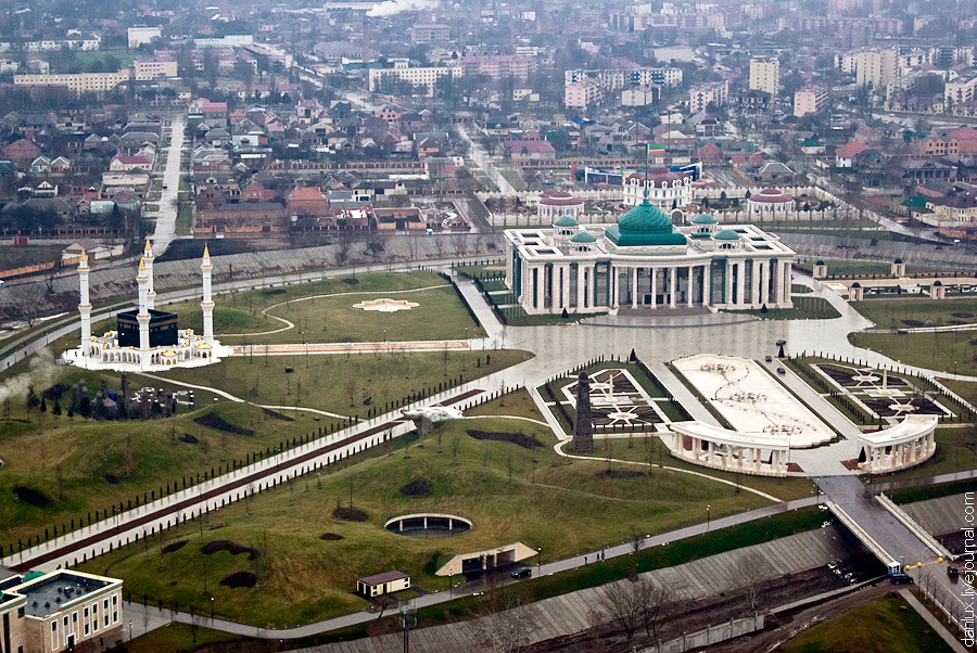 12114 Грозный Сити: Выше крыши