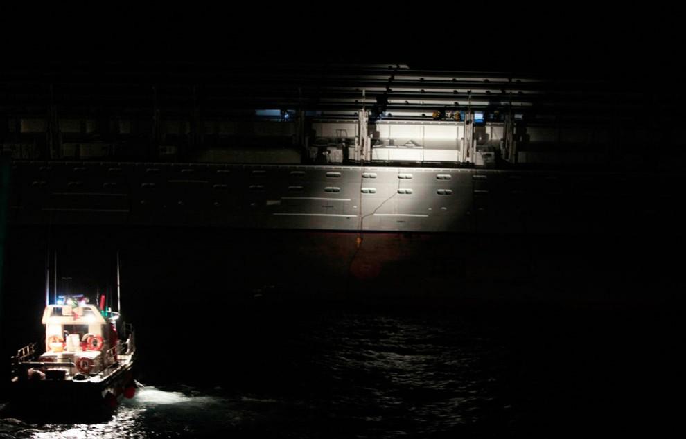 图说灾害现场:地中海沉船 - 银河 - 银河@生存主义唱诗班