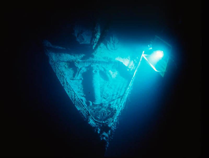 1322 Коллекцию вещей с Титаника продадут с аукциона 1 апреля