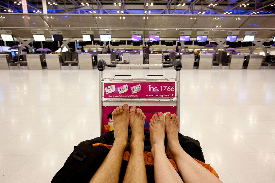 1324 Путешествующие ноги