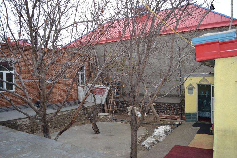 1325 «Спокойная жизнь» китайского колхоза