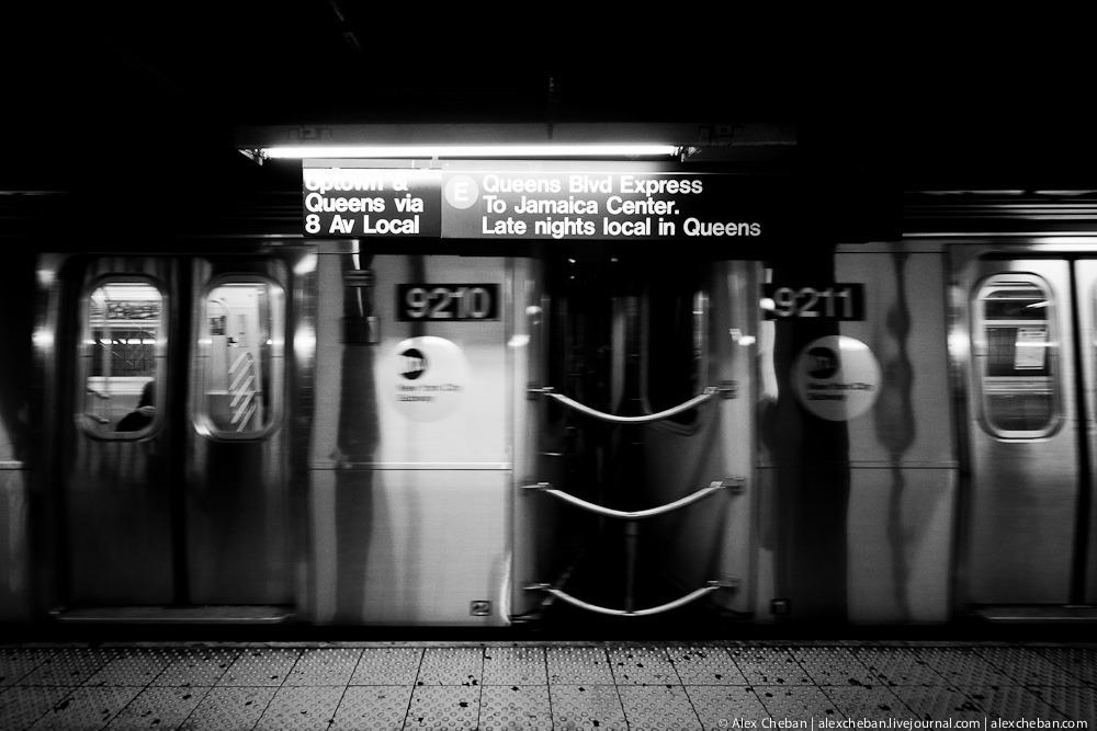 1342 Метро Нью Йорка