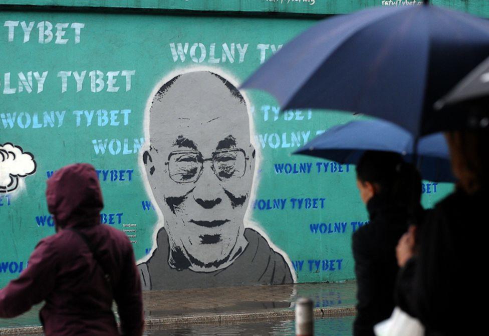 1358 Все лица Далай ламы: духовный лидер, политик, изгнанник