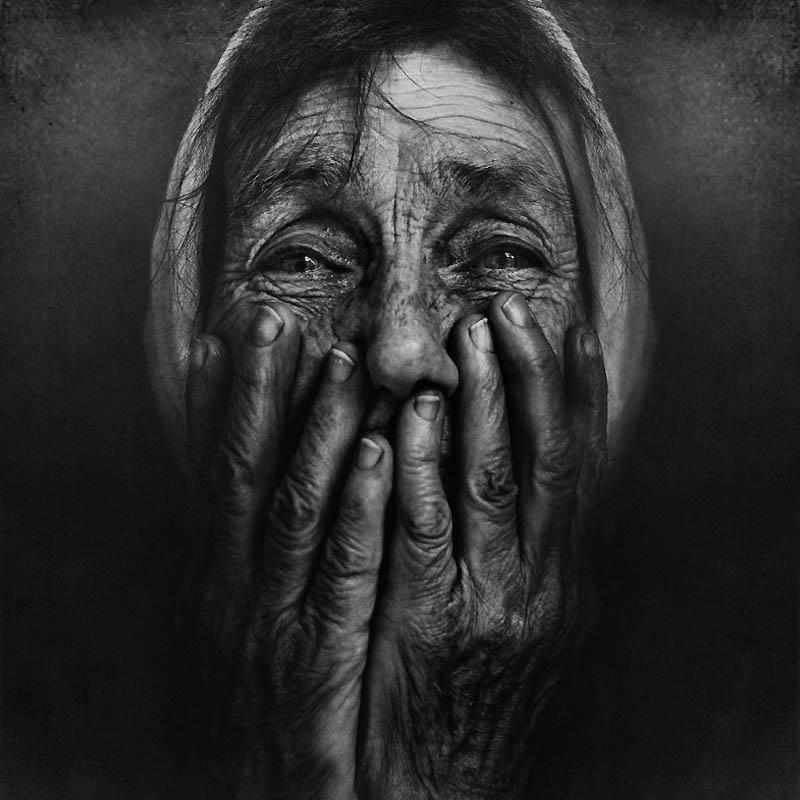 1396 Портреты бездомных от Ли Джеффриса