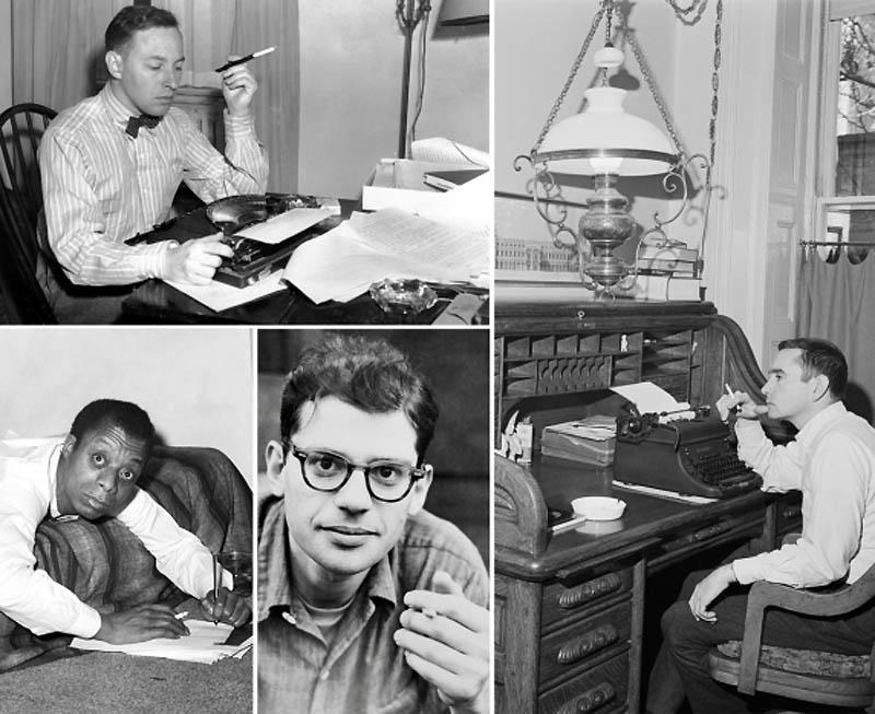 1404 9 американских писателей, которые были гомосексуалистами