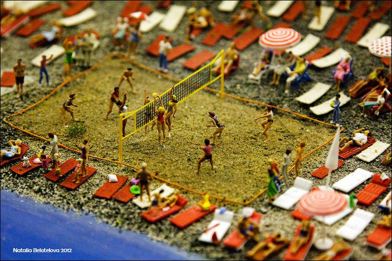 1428 Путешествие в игрушечную Россию: Гранд Макет на январь 2012