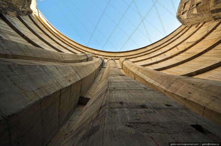1431 Чиркейская ГЭС   самая высокая арочная плотина в России