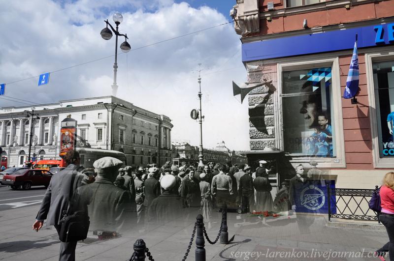 1451 Эхо блокады Ленинграда