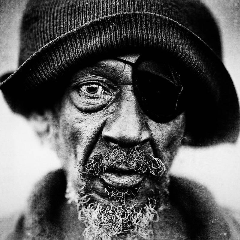 1487 Портреты бездомных от Ли Джеффриса