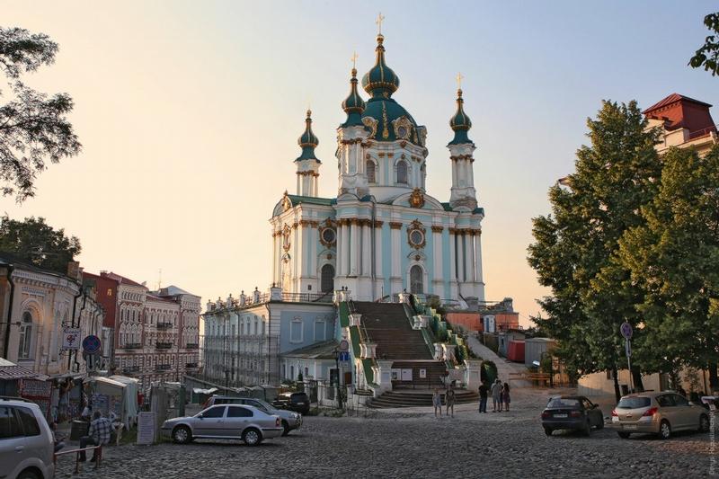 1568 Что изменилось в Киеве за последние 100 лет